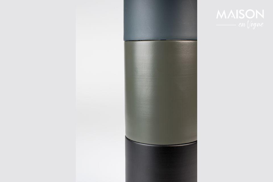 Installez cette création imaginée par White label living sur une table basse comme lumière