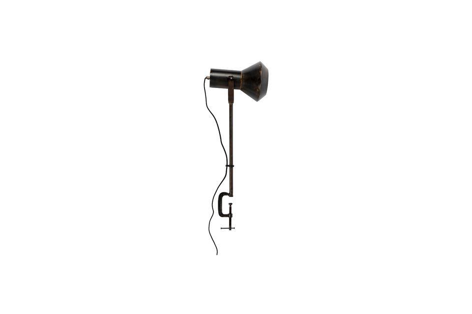 Lampe de table noire Vox - 6