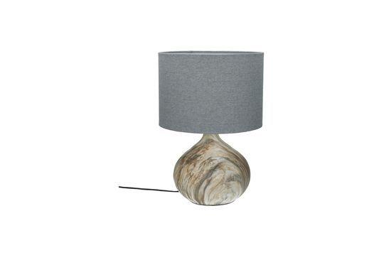 Lampe de table Snooz en céramique Détouré