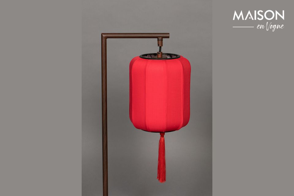 Lampe de table Suoni Rouge - 5