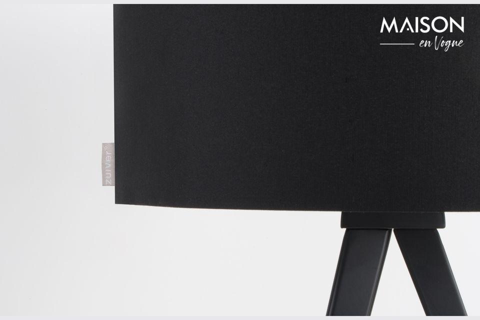 Lampe de table Tripod Noire - 3