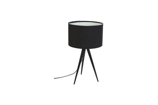 Lampe de table Tripod Noire Détouré
