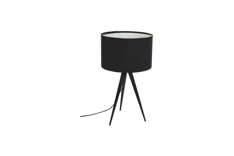 Lampe de table Tripod Noire - 5