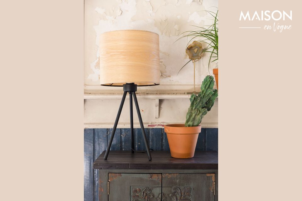 Lampe de table Woodland Dutch Bone