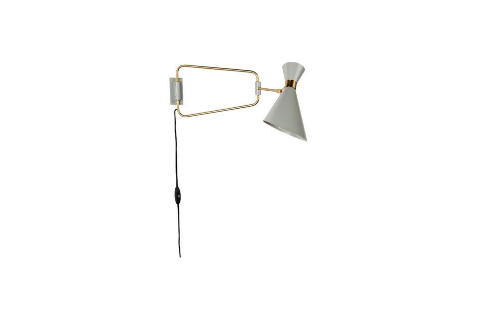 Lampe Murale Shady Grey - 7