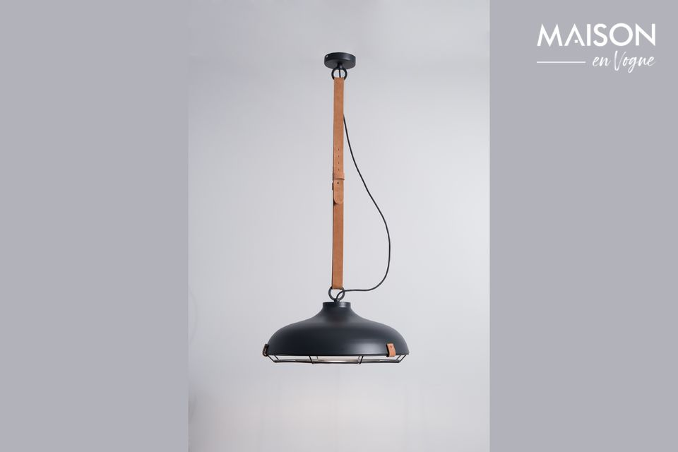 Lampe Pendentif Dek 51 Anthracite Zuiver