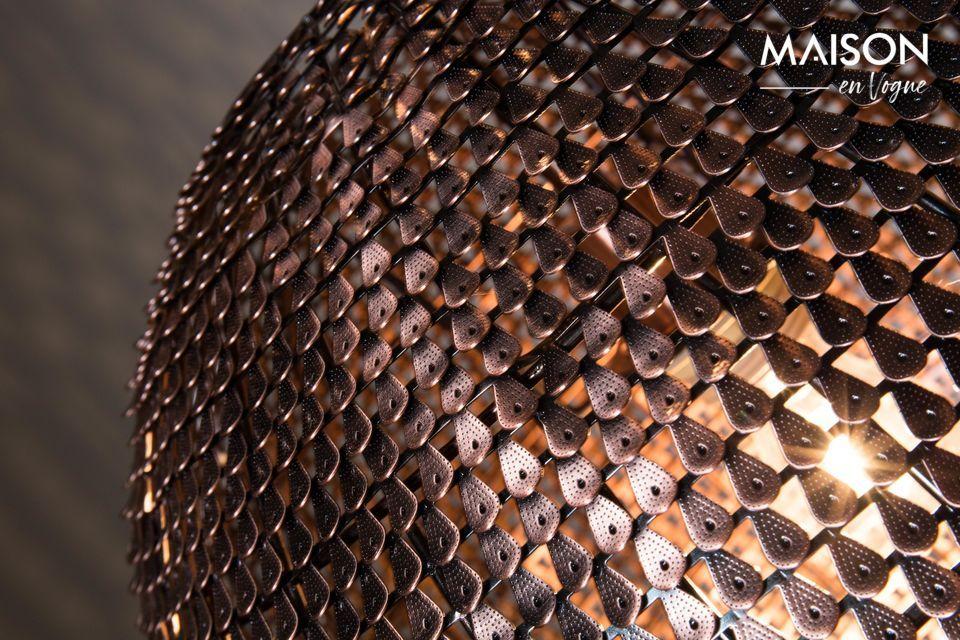 Lampe suspendue Cooper Round 40 centimètres - 8
