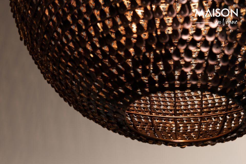 Lampe suspendue Cooper Round 40 centimètres - 10