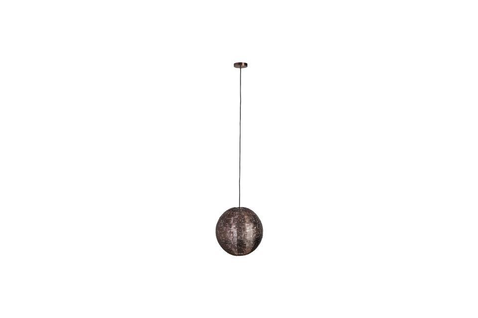 Lampe suspendue Cooper Round 40 centimètres - 12