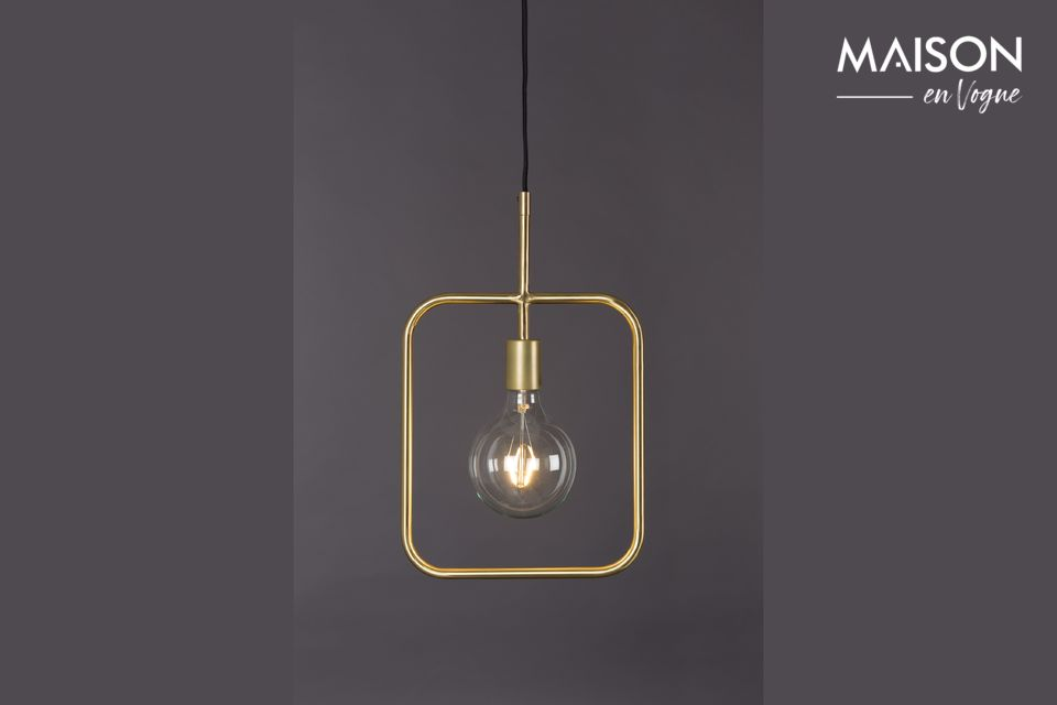 Lampe suspendue Cubo - 4