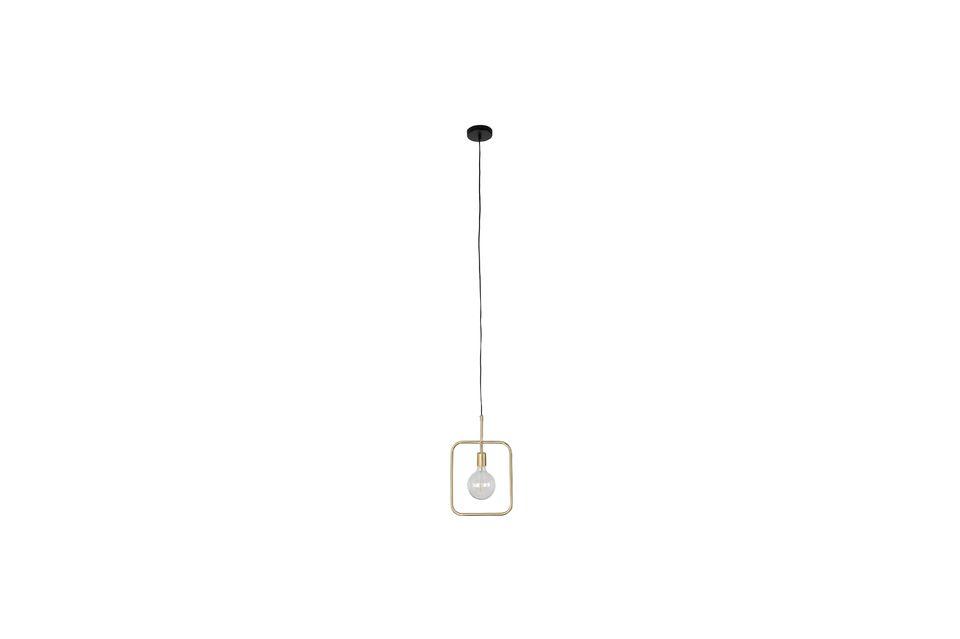 Lampe suspendue Cubo Dutch Bone