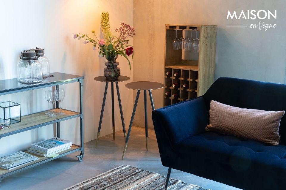 Ammenez la nature dans votre intérieur avec les supports de plantes Stalwart de Dutchbone