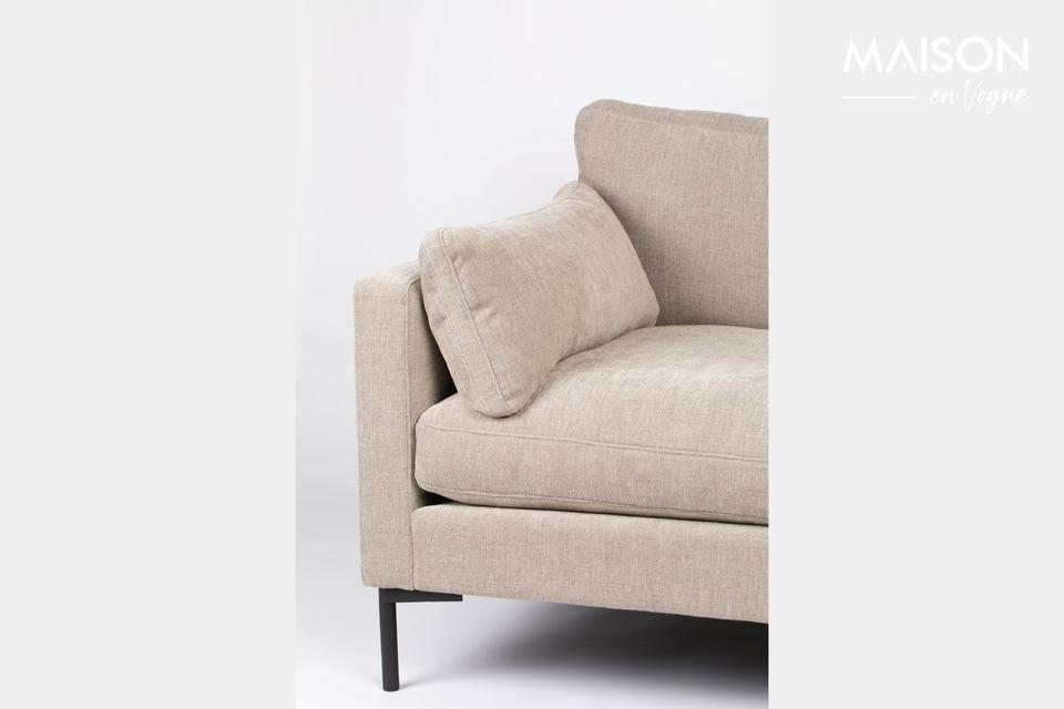 Pour d\'autres au contraire, ce petit canapé est idéal pour se pelotonner à deux