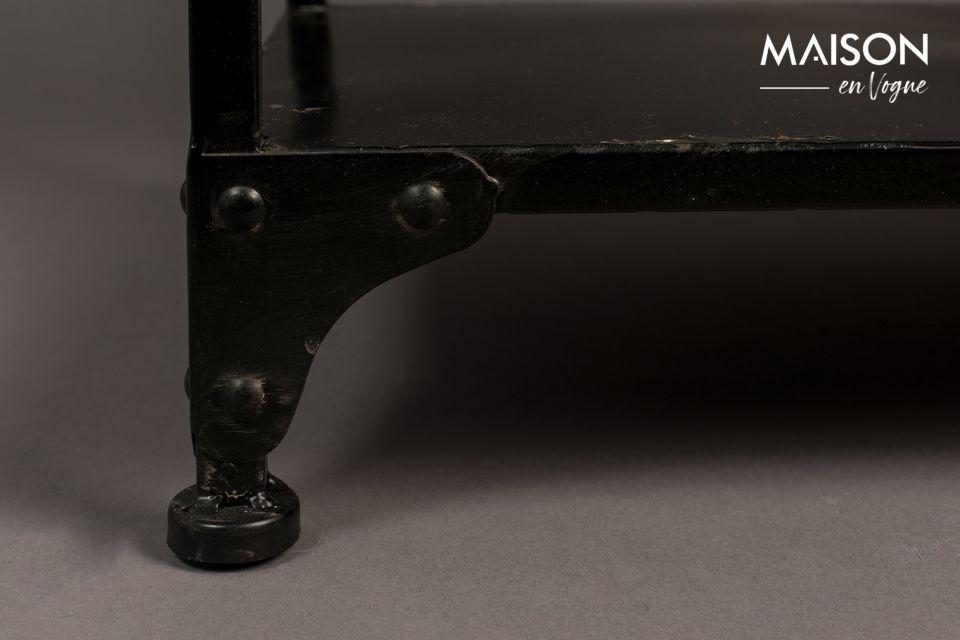 Ce meuble est composé d\'une étagère sur pied (plateau de 34