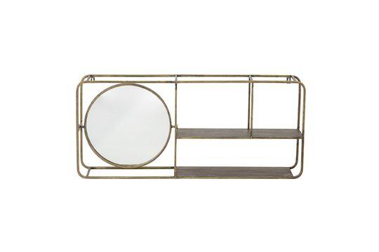Miroir avec étagères Rombly Détouré