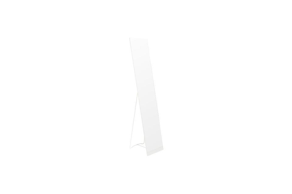 Miroir blanc sur pied Venos White Label