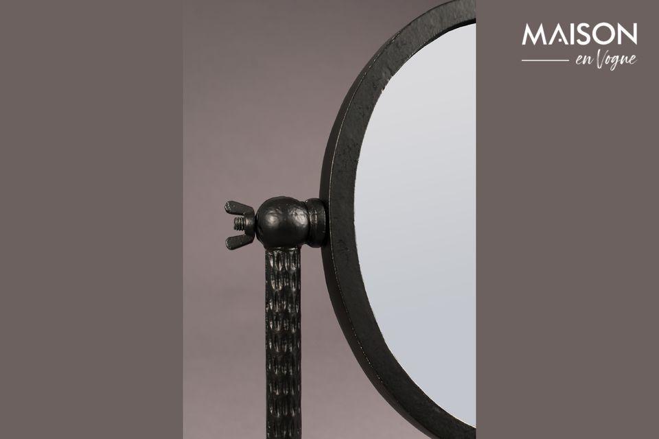 L'élégance d'un miroir décoratif au design insolite