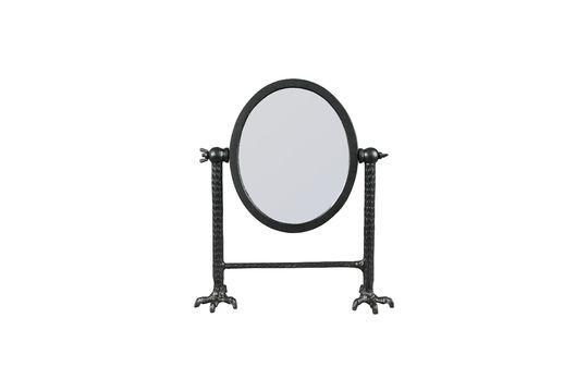 Miroir Falcon noir Détouré
