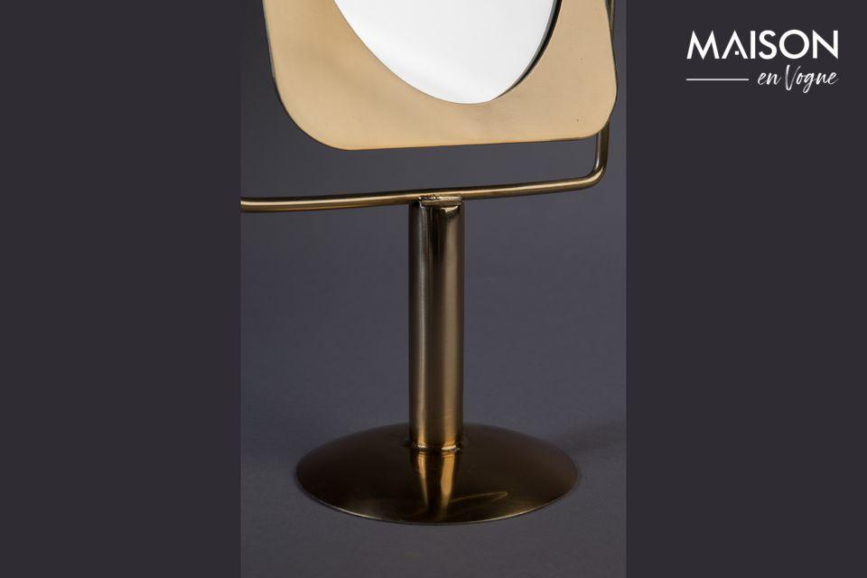 Un miroir pratique au design sophistiqué
