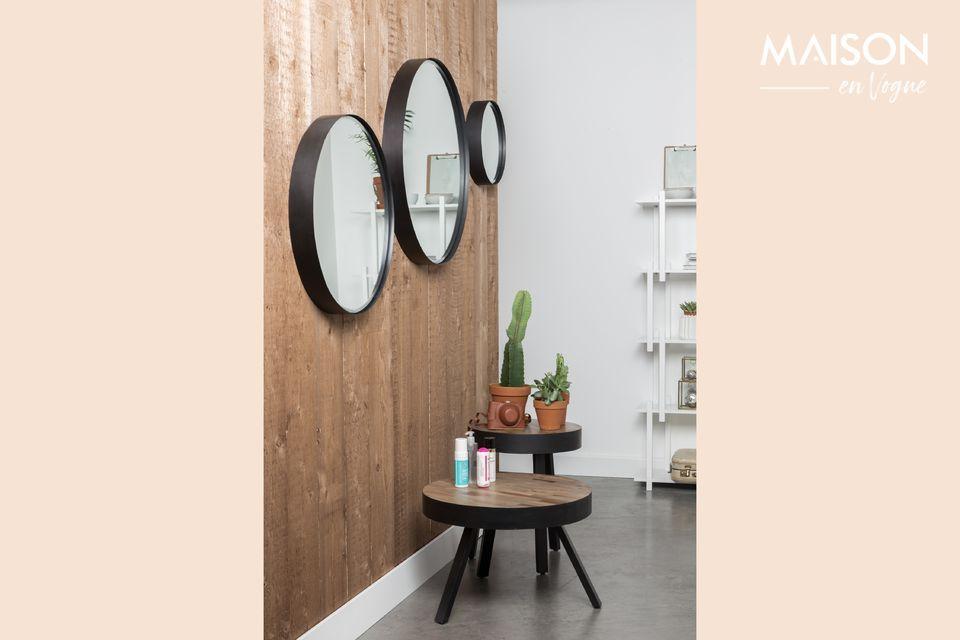 Miroir Raj taille M White Label
