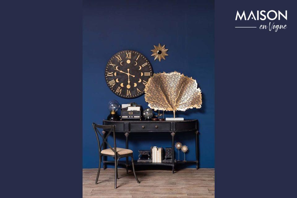 Un miroir solaire au design envoûtant