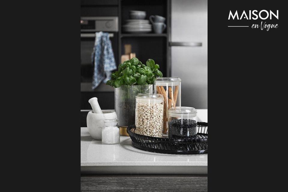 Ecrasez toutes vos épices et assaisonnez vos meilleurs plats grâce à ce mortier en marbre blanc