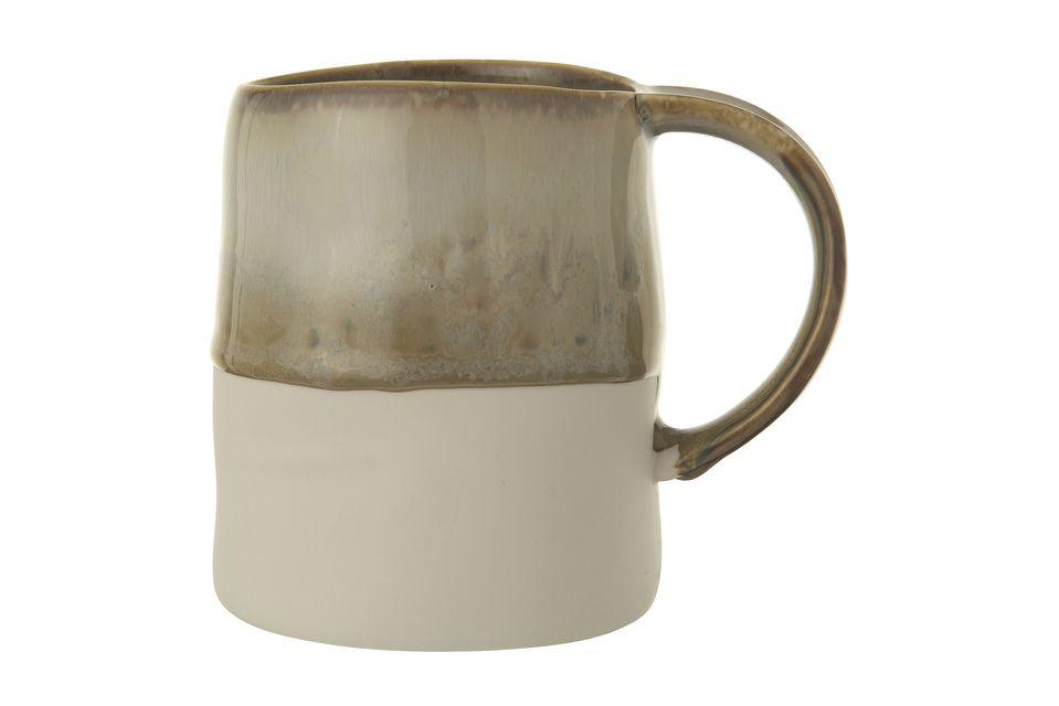 Mug Heather multicolore en grès Bloomingville