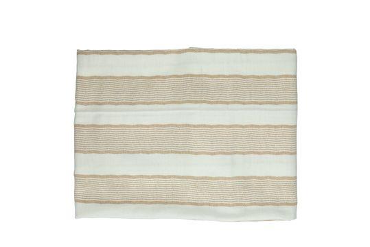 Nappe rectangulaire Tizia en coton Détouré