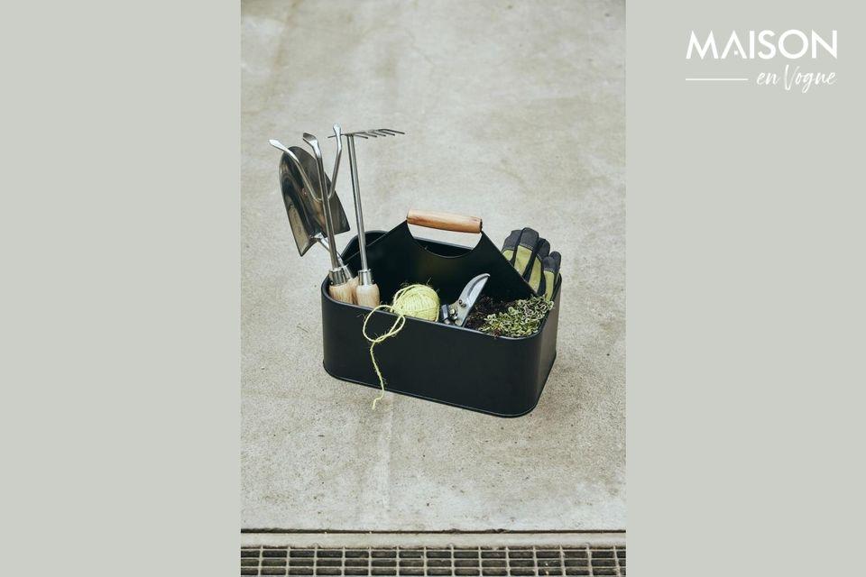 Panier de nettoyage en fer Cleany