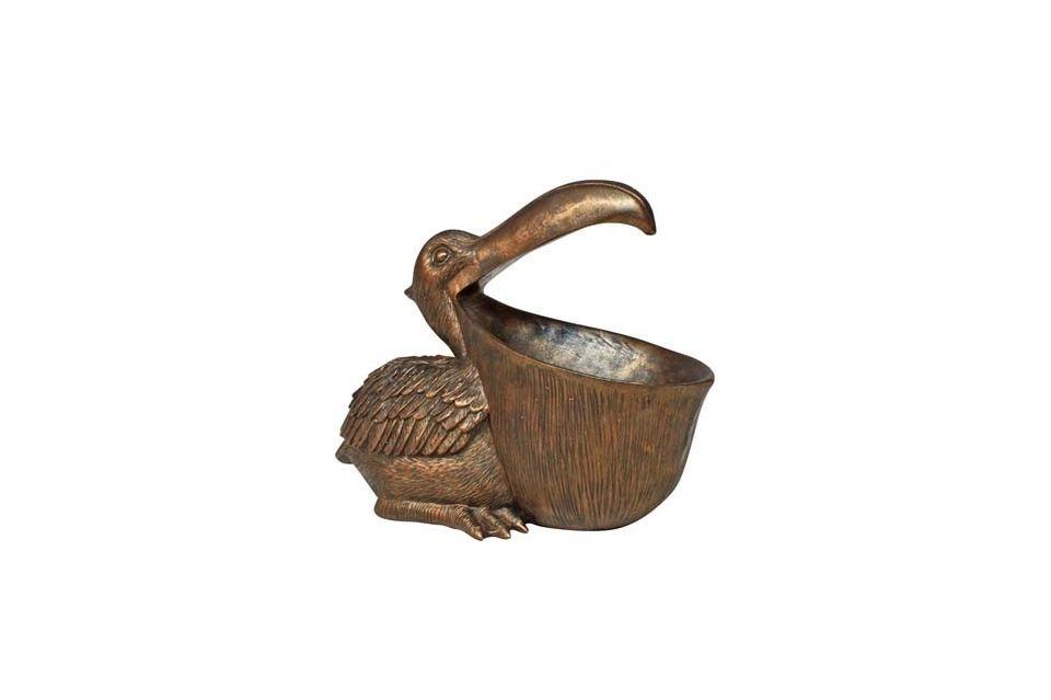 Vos invités ne manqueront pas de s\'étonner de la présence d\'un tel oiseau dans votre intérieur