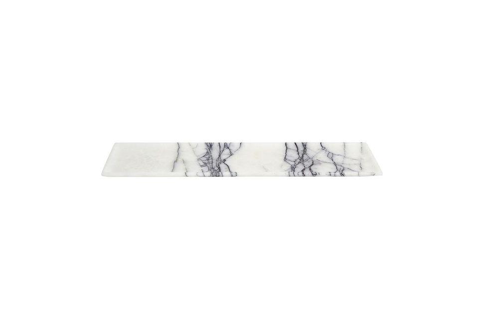 Plat Marbi en marbre Nordal