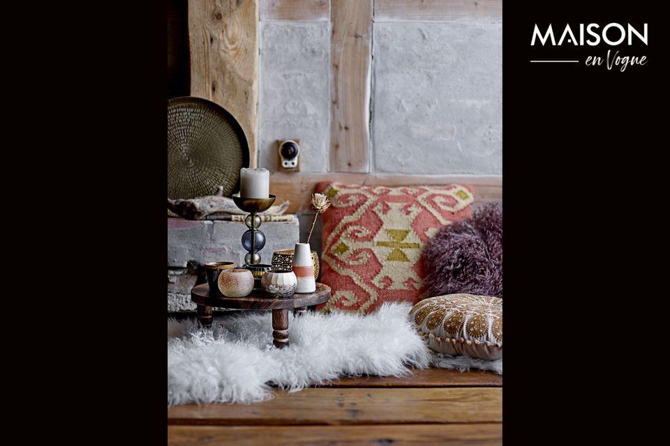 Accentuez l\'élégance de votre décoration et de vos accessoires culinaires avec le plateau Chelun