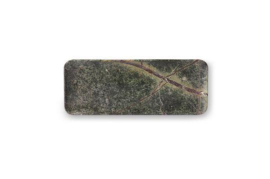 Plateau en marbre vert Ortaffa