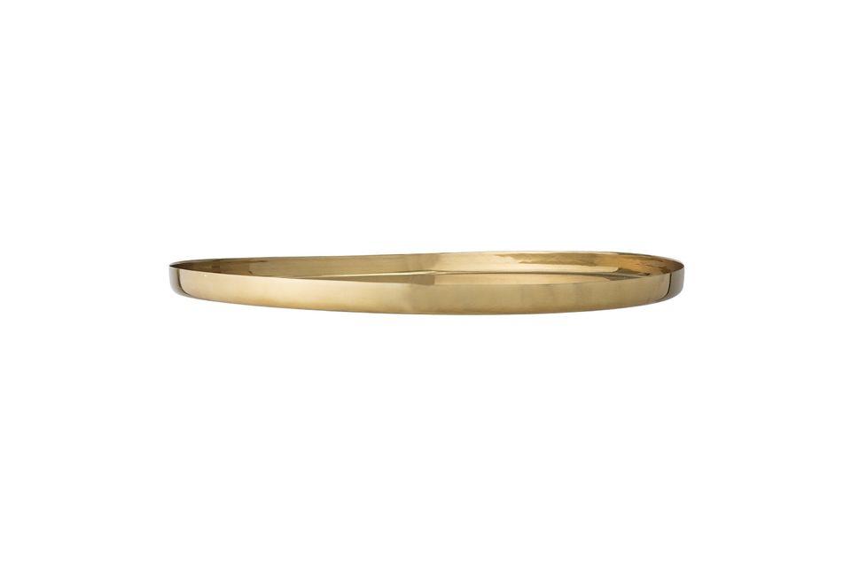 Ce grand plateau d\'un diamètre de cinquante centimètres pourra servir à de multiples usages :