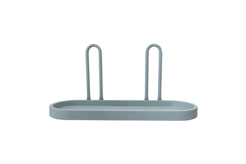 Plateau en métal pour rangement design