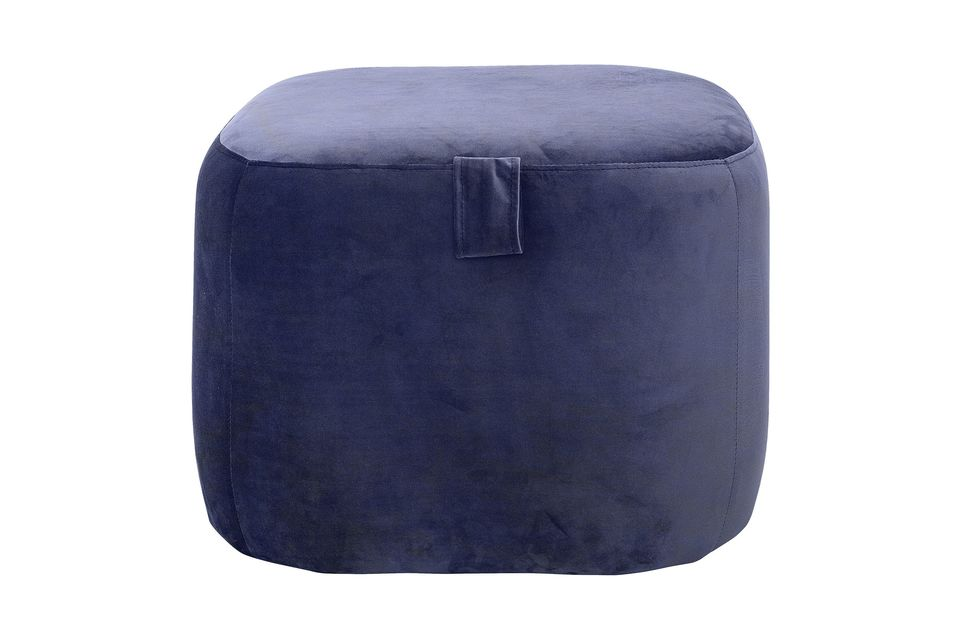 Un pouf pour la déco ou une assise d'appoint