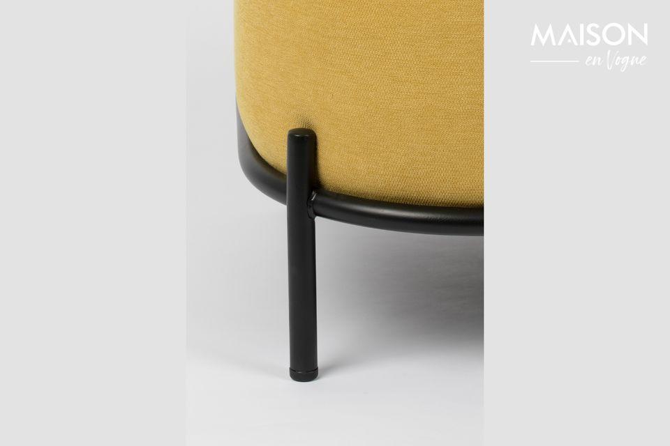 Utilisez-le devant votre fauteuil préféré pour y poser vos pieds