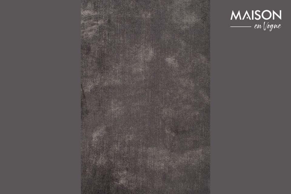 Repose-pied Houda coloris anthracite - 6