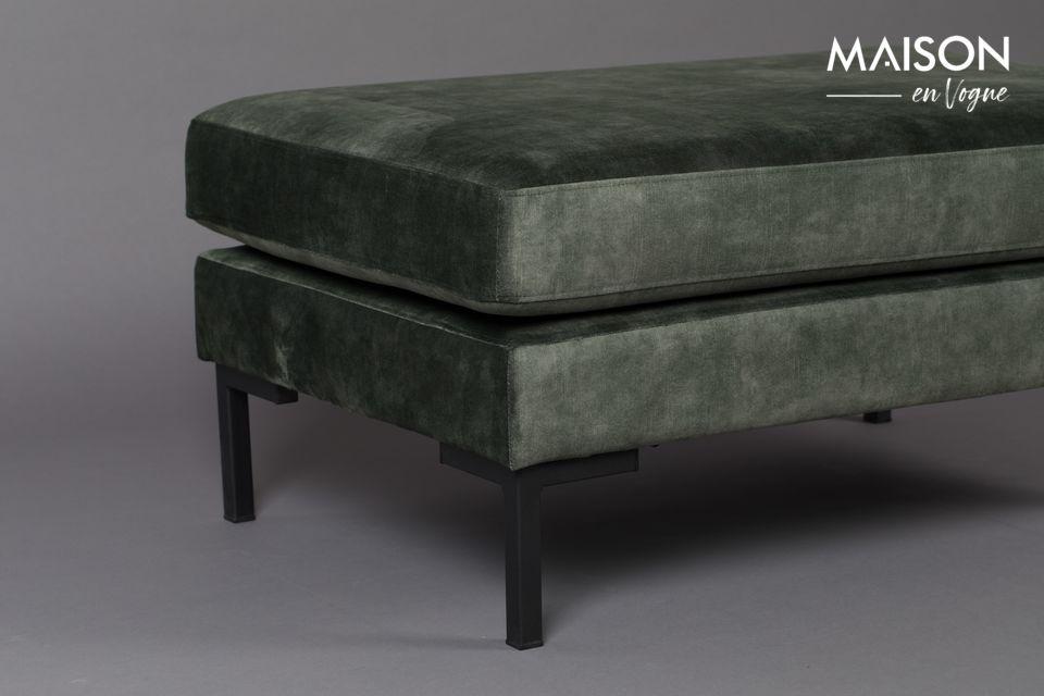 Vous pouvez l\'utiliser seul ou bien l\'associer au canapé 3 places et au fauteuil assortis pour