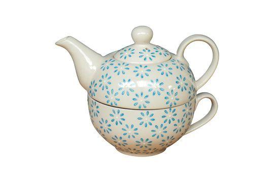 Service à thé 1 personne Bohemian Détouré