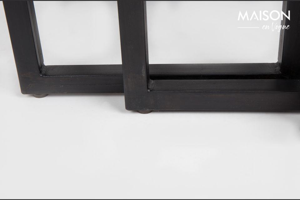 Idéal comme tables basses, bouts de canapé ou tables d\'appoints, ce set est donc polyvalent