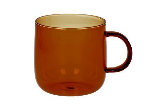 Set de 4 tasses Lasi en verre Détouré