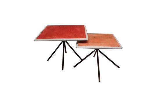 Set de deux tables basses Rêveries Détouré