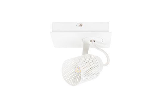 Spot lumineux Sandy-1 blanc Détouré