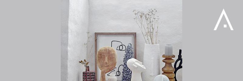 Statuettes et figurines Bloomingville