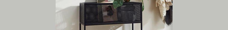 Mise en avant matière Support pour plantes Wira
