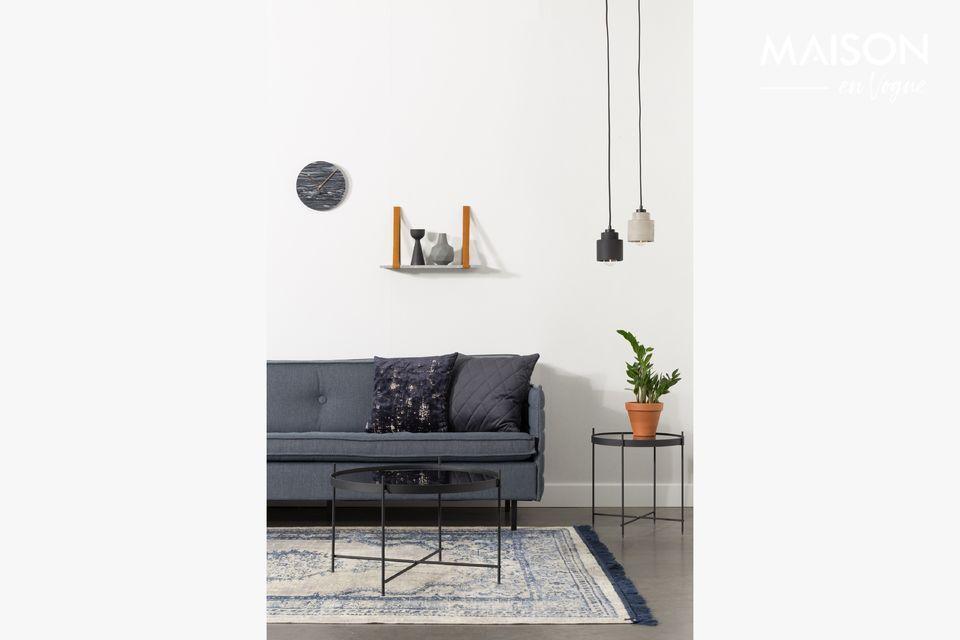 Une lampe moderne et insolite