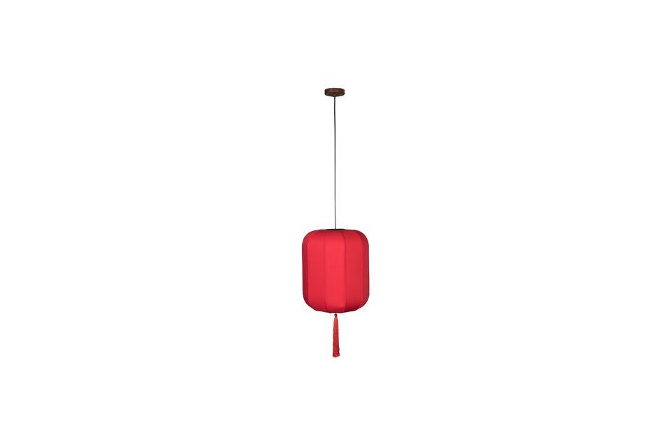 Suspension Suoni rouge taille L - 7