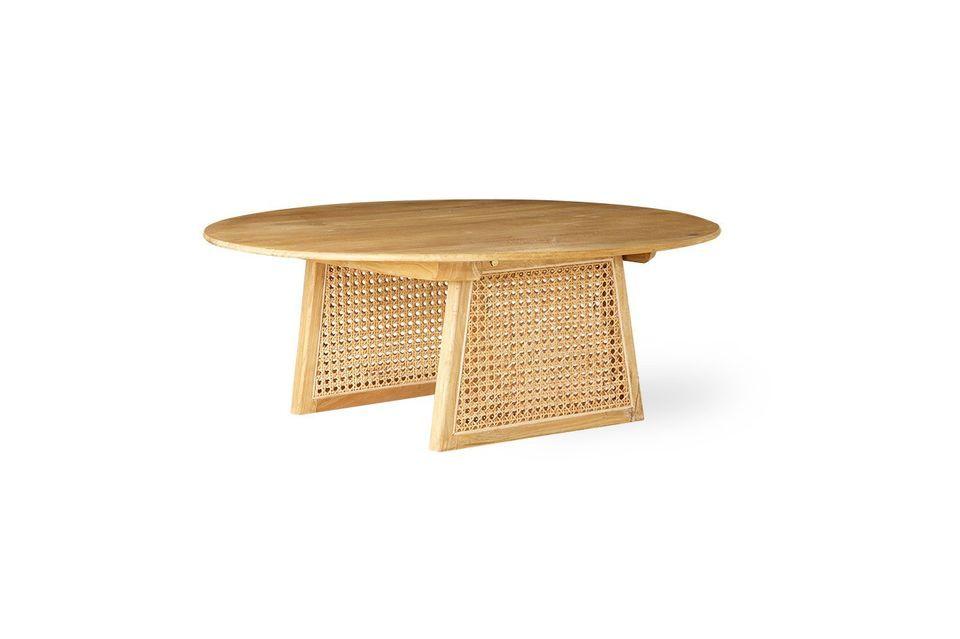 Table basse Aussos taille L