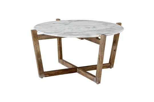 Table basse Eecke en marbre